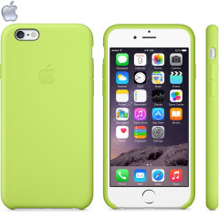 Official Apple iPhone 6S / 6 Silicone Case - Green