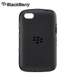 Official BlackBerry 9720 Soft Shell Case - Black