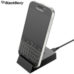 Official BlackBerry Classic Modular Sync Pod with USB Cable