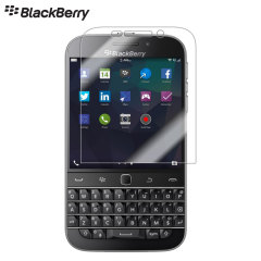 Official BlackBerry Classic Screen Protector - 2 Pack