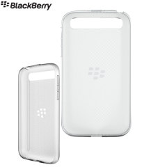 Official BlackBerry Classic Soft Shell Case - Clear