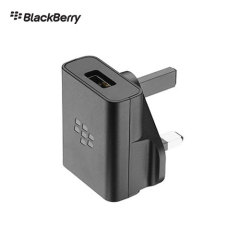 Official BlackBerry Micro USB UK Wall Charger