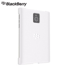 Official BlackBerry Passport Hard Shell Case - White