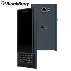 Official BlackBerry Priv Slide-Out Hard Shell Case - Blue
