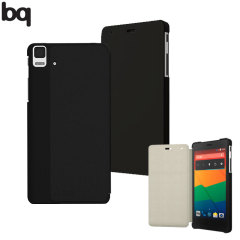 Official bq Aquaris E4 Duo Case - Black