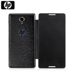 Official HP Slate6 Voice Tab Flip Case - Black