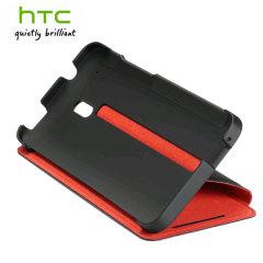 Official HTC Desire 601 Double Dip Flip Case - HC V890