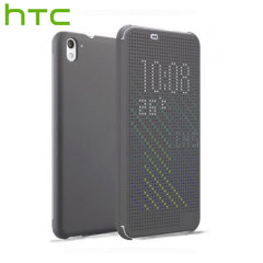 Official HTC Desire 626 Dot View Case - Grey