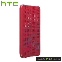 Official HTC Desire 820 Dot View Case - Baton Rouge