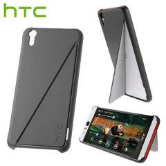 Official HTC Desire Eye Selfie Stand Case - Dark Grey