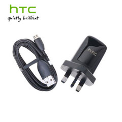 Official HTC (M8) TC B250 Slim Mains Charger