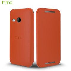 Official HTC One Mini 2 Flip Case - Orange