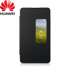 Official Huawei Ascend Mate 2 View Case - Black