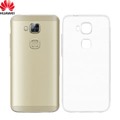 Official Huawei G8 Gel Case - 100% Clear