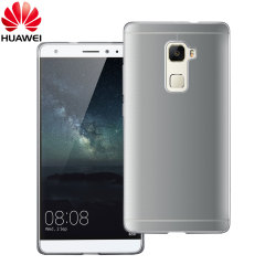 Official Huawei Mate S Case - Grey / Clear