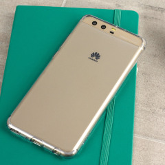 Official Huawei P10 Transparent Cover - Clear