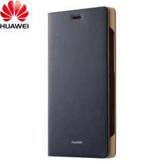 Official Huawei P8 Flip Cover Case - Blue