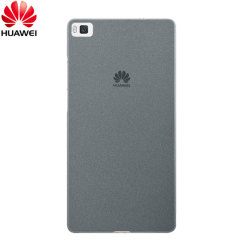Official Huawei P8 Hard Case - Grey