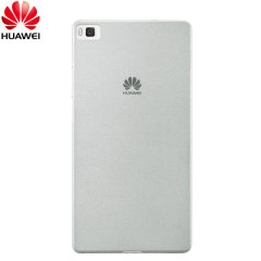 Official Huawei P8 Hard Case - Light Grey