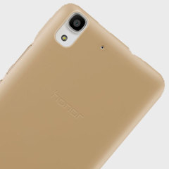 Official Huawei Y6 Hard Case - Brown