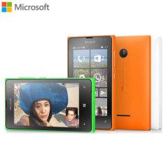 Official Microsoft CC-3096 Lumia 435 Shell Case - Orange