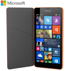 Official Microsoft Lumia 535 Flip Shell Case - Orange