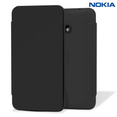 Official Nokia Lumia 530 Protective Cover Case - Black
