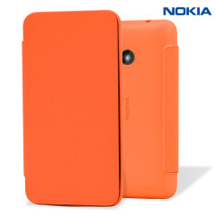 Official Nokia Lumia 530 Protective Cover Case - Orange