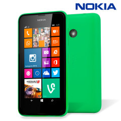 Official Nokia Lumia 530 Shell Case - Green
