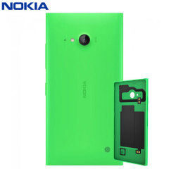 Official Nokia Lumia 735 Wireless Charging Shell - Green