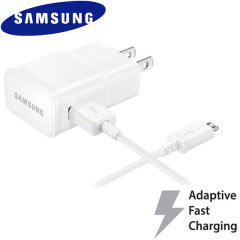 Official Samsung Adaptive Fast Charger - US Wall Plug