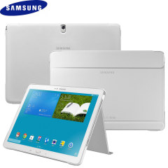 Official Samsung Book Cover for Galaxy Tab Pro 12.2 - White