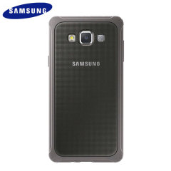 Official Samsung Galaxy A7 Protective Cover Plus Case - Brown