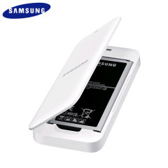 Official Samsung Galaxy Alpha Extra Battery Kit