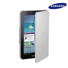 Official Samsung Galaxy Note 10.1 Book Cover - White