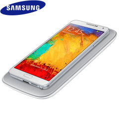 Official Samsung Galaxy Note 3 Qi Wireless Charging Kit - White