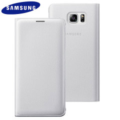 Official Samsung Galaxy Note 5 Wallet Case - White