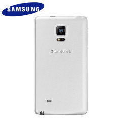 Official Samsung Galaxy Note Edge Back Cover - White