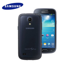 Official Samsung Galaxy S4 Mini Protective Cover Plus - Navy Blue