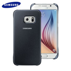Official Samsung Galaxy S6 Protective Cover Case - Black