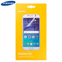 Official Samsung Galaxy S6 Screen Protector