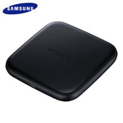 Official Samsung Galaxy S7 / S7 Edge Qi Mini Wireless Charger - Black