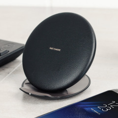 Official Samsung Galaxy S8 Wireless Fast Charger Convertible - Black