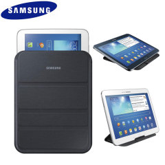 Official Samsung Galaxy Tab 3 10.1 Stand Pouch - Black