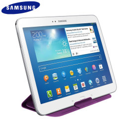 Official Samsung Galaxy Tab 3 10.1 Stand Pouch - Violet
