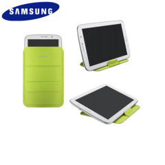 Official Samsung Galaxy Tab 3 8.0 Stand Pouch - Green