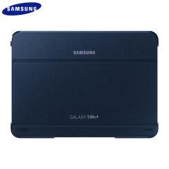 Official Samsung Galaxy Tab 4 10.1 Book Cover - Indigo Blue
