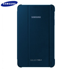 Official Samsung Galaxy Tab 4 8.0 Book Cover - Indigo Blue