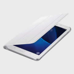 Official Samsung Galaxy Tab A 7.0 2016 Book Cover Case - White