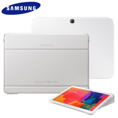 Official Samsung Galaxy Tab Pro 10.1 Book Cover - White
